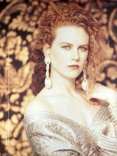 1980's - Nicole Kidman
