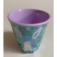 Pokemon Center 2012Glaceon Collection Eevee Plastic Cup