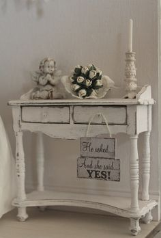 Lovely vintage table