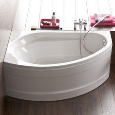 baignoire acrylique roca neo genova a248385000 228 euros chez richardson salle de bain. Black Bedroom Furniture Sets. Home Design Ideas