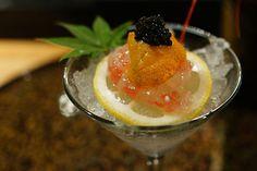 Matsuhisa - Beverly Hills - Santa Barbara Sweet Shrimp and Sea Urchin