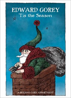 Edward Gorey: 'Tis the Season Holiday Card Assortment