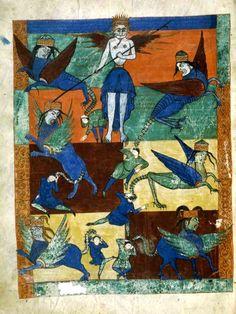Saint-Sever Beatus - Apocalypse 1