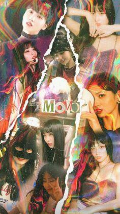 Aesthetic Themes, Aesthetic Collage, Kpop Aesthetic, Twice Momo Wallpaper, Nayeon, Tzuyu Wallpaper, Twice Photoshoot, Kpop Girl Bands, Twice Fanart