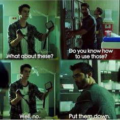 teenwolf best moments - Google Search