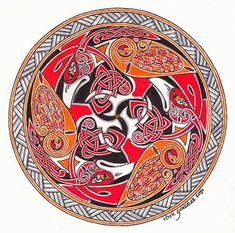 The precious Celtic Art from my friend Vítor Gonzalez... from Asturias (Spain) http://www.arsceltica.com/