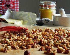 Widelcem i Nożem - novastreet. Zbliża się jesień, więc możemy bezkarnie przygotować najlepsze masełka orzechowe.