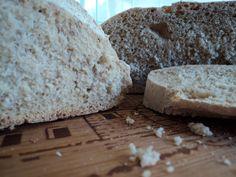 Pane: sperimentazione con lievito madre