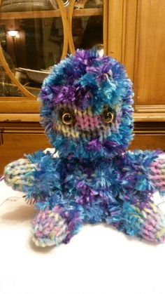 Check out this item in my Etsy shop https://www.etsy.com/listing/208594233/hand-knit-baby-sasuatchbigfoot-monster