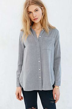 BDG Button-Down Shirt - Urban Outfitters