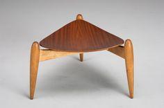Ilmari Tapiovaara Stool Mid-century Modern, Mid Century, Stools, Interior, Table, Inspiration, Vintage, Furnitures, Designers