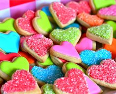 Almond Heart Cookies Recipe