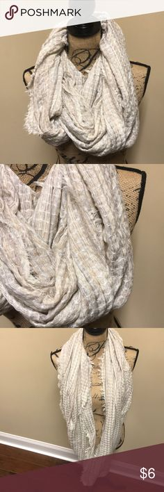 Infinity Scarf 🧣 Neutral Color infinity scarf Accessories Scarves & Wraps