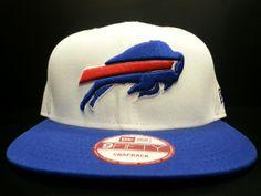 Buffalo Bills White Top Snapback Sale Price $9.99