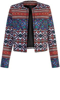 Primark Morrocan Print Jacket, £17