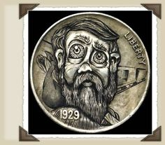Hobo Nickel by John Schipp