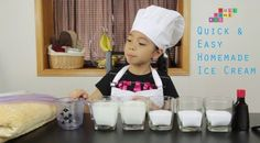 Make any flavor of ice cream in just 30 minutes with Mya, the Full-Time Kid! http://bit.ly/1V4fXle #PBSIceCreamWeek