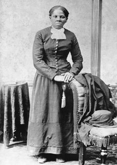 "Tubman, herself an escaped slave, helped hundreds of slaves escape the South by means of the Underground Railroad. She nursed Union troops during the Civil War and took on spying missions at great personal risk. Her actions earned her the nickname ""Moses of her people."""