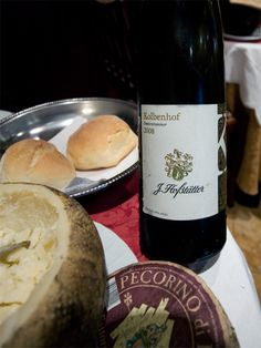 Wine & Cheese pairing by Androided, via Flickr