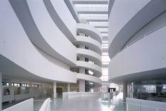 Aros Art Museum, Aarhus, Denmark   Schmidt Hammer Lassen. #allgoodthings #danish #architecture spotted by @missdesignsays