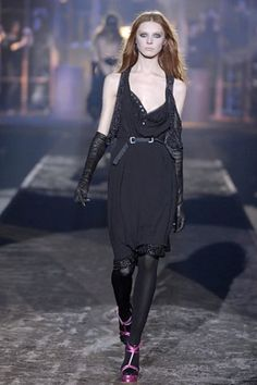 Dsquared2 Fall 2007 Ready-to-Wear Collection Photos - Vogue