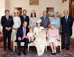 Princess Charlotte stars in beautiful christening photos taken by Mario Testino - Photo 1 | Celebrity news in hellomagazine.com