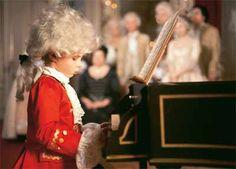 Wolfgang Amadeus Mozart (recreació)