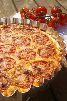 Pizza kalt oder warm