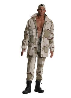 Camouflage Jacket Camouflage uniform(Shirt-Pant) Rıpstop/Gabardin Fabric Types Cotton/poleyster Mixtures; 100% Cotton 65/35 Cotton/Polyester 60/40 Cotton/Polyester 50/50 Cotton/Polyester 85/15 Cotton/Polyester 220-300 gr/m2 Antibacterial Nano All Nation Camo Designs Production under National Specs