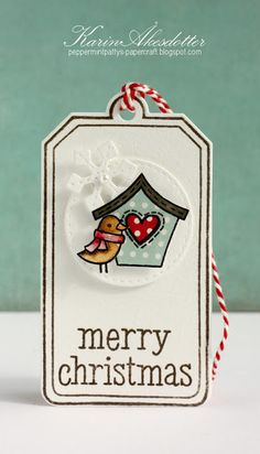 Peppermint Patty's Papercraft: 25 Days of Christmas Tags : Lawn Fawn