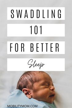 Swaddling can be a very powerful sleep tool if done correctly and stopped when baby is ready. Click the link for 2 swaddle techniques that will improve baby's sleep, and yours! This guide will also give you step by step instructions on how to wean from the swaddle with minimal sleep disruption. Baby Sleeping Chart, Bedtime Routine Baby, Breastfeeding Help, Baby On A Budget, Preparing For Baby, Newborn Care, Baby Swaddle, Kids Health, Happy Baby