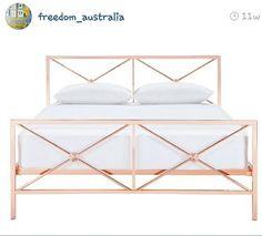 Freedom rose gold bed. Pleeeeeaaasseee