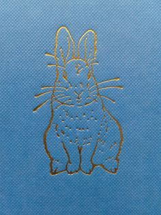 I like this outline for a bunny tattoo.
