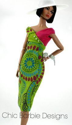 Aruba Jamaica Key Largo Montego Kokomo by Chic Barbie Designs