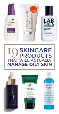 19 Skincare Products