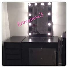 Vanity Mirror With Lights Lighted Makeup Mirror Diy Light And - Diy lighted vanity mirror