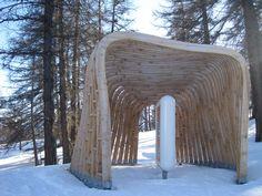 Installations scénographiques - Herault Arnod Architectes