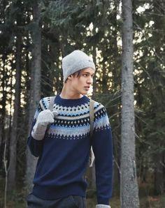 Vardegenser Blå Crochet Hats, Beanie, Wool, Sport, Knitting, My Style, Fashion, Stapler, Damask