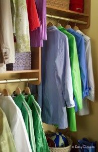 4 Ways to Create More Space in a Small Closet