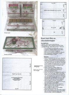 card merci chocolate inside template - Google zoeken