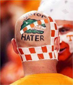 Head Gator Hater!
