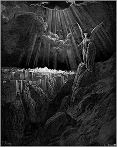 gustave dore | Gustave Dore's 'The New Jerusalem'