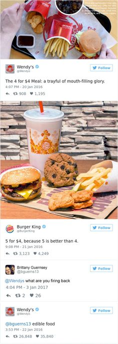Wendy's Is Roasting People On Twitter And It's Savage - Funny Gallery