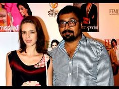 Kalki Koechlin and husband Anurag Kashyap apply for divorce