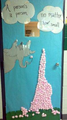 classroom doors decoration ideas for winter - Google Search