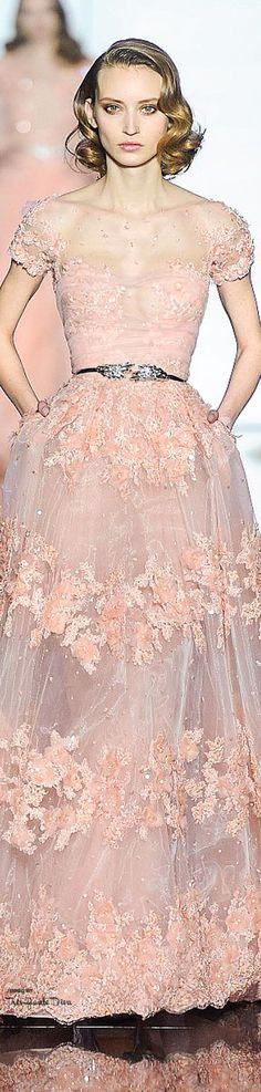 Zuhair Murad Spring 2015 Couture ♔THD♔