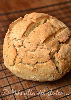 Más allá del gluten...: Pan
