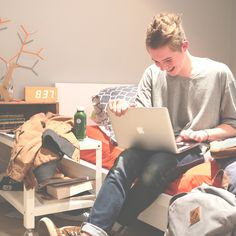 His room may be a mess but it doesn't really matter because A. He is doing his homework and B. He is drinking a Pressed Juices Green Juice // Any 17 year old teenage boy who we can get drinking a Pressed Juices Greens 3 we think is a win! Pressed Juices - Positively Life Changing