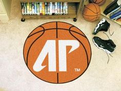 Austin Peay State University Basketball Rug