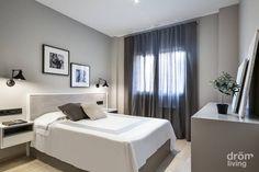 Hogar familiar en Badalona : Dormitorios de estilo clásico de Dröm Living